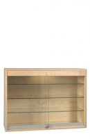 wooden wall displays